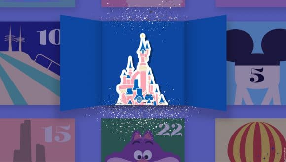 Disneyland Paris Advent Calendar