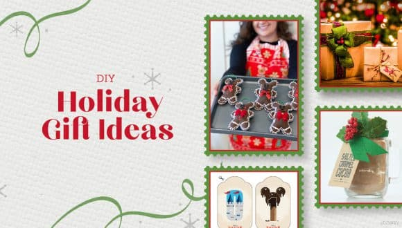 Holiday DIY Ideas graphic