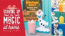 Serving up the Magic at Home: Disney Cruise Line Recipes for a Tropical Holiday