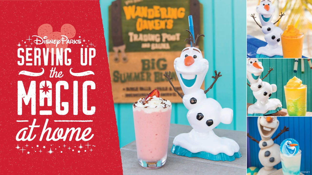 #DisneyMagicMoments: Disney Cruise Line Recipes for a Tropical Holiday at Home