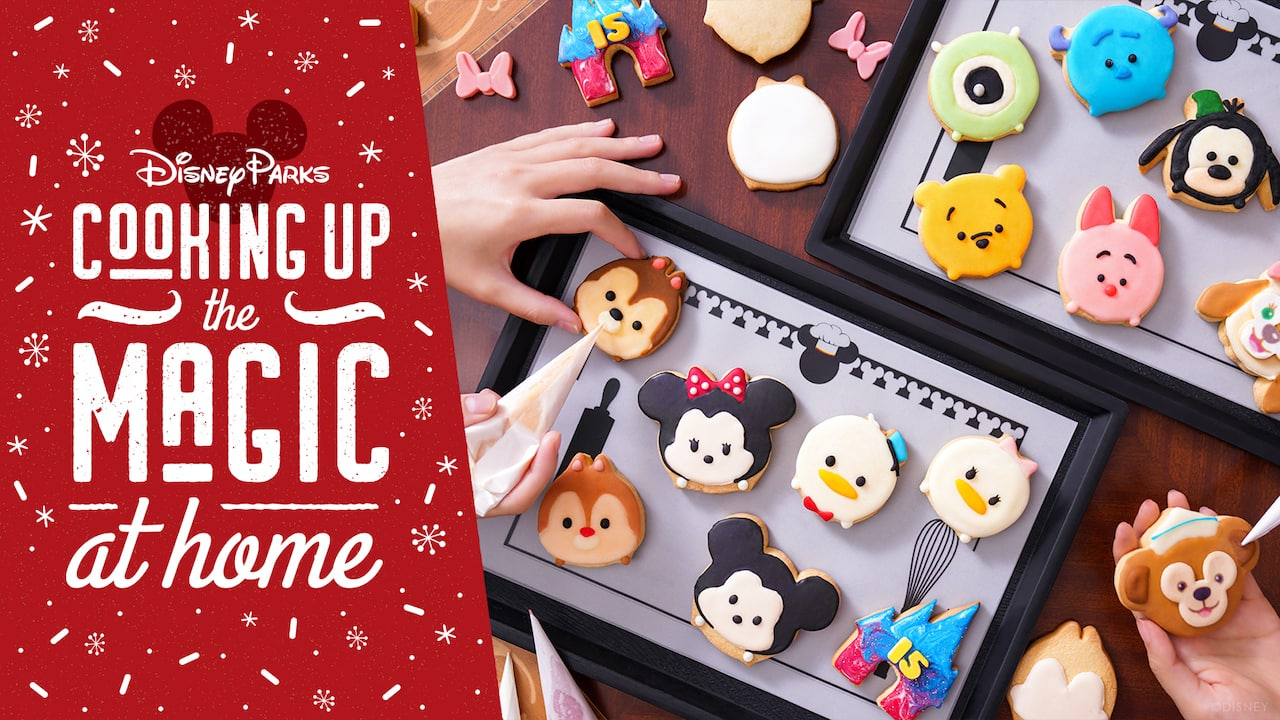#DisneyMagicMoments: Cooking Up the Magic — We Are Rolling Out Our Favorite Cookie Recipes for National Cookie Day