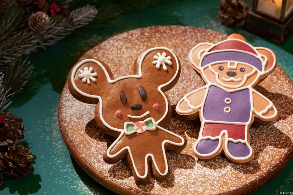 Gingerbread Cookies from Shanghai Disneyland Resort