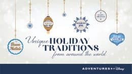 Holiday Traditions from Around the World graphic