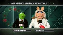 Muppet Night Football on ESPN