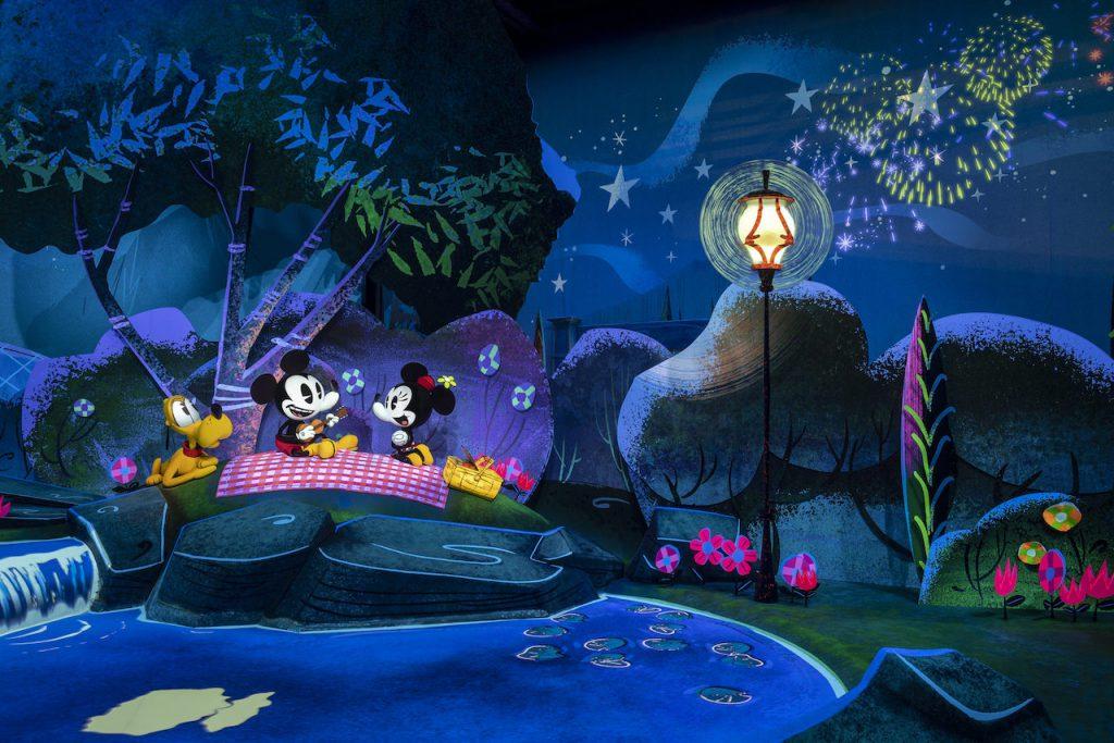 Mickey & Minnie's Runaway Railway