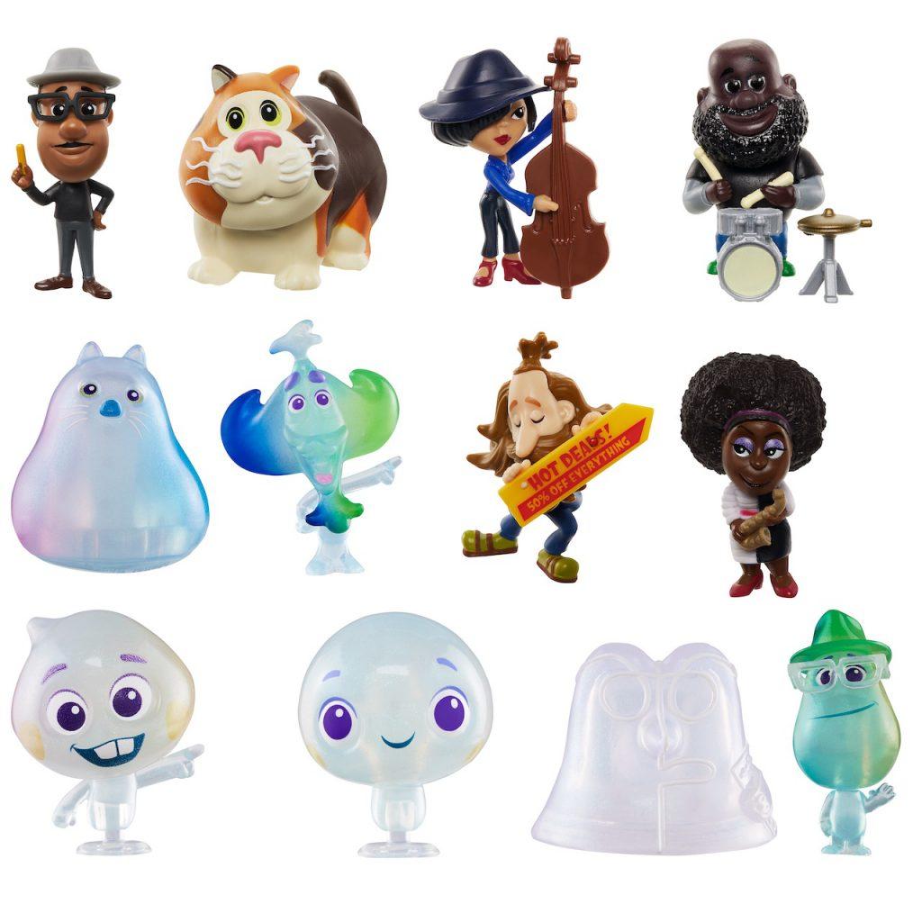 Heart 'N Soul Mini Figure Play Set by Mattel