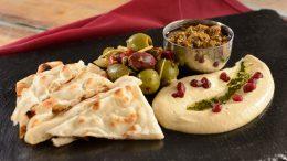New Menu of Mediterranean Small Plates