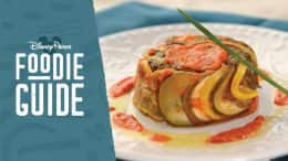 Disney Parks Foodie Guide - 2021 Taste of EPCOT International Festival of the Arts - Remy's Ratatouille