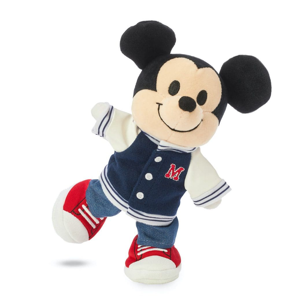 Mickey Mouse nuiMOs plush