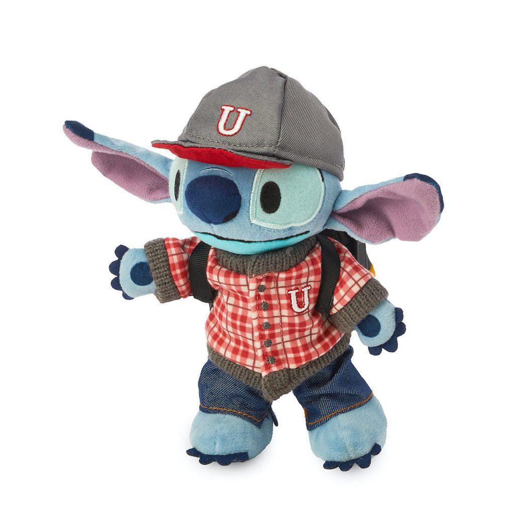 Stitch nuiMOs plush