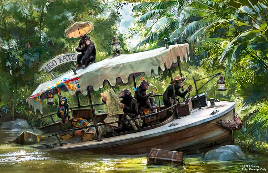 Changes coming to Jungle Cruise