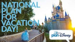 planDisney Celebrates National Plan