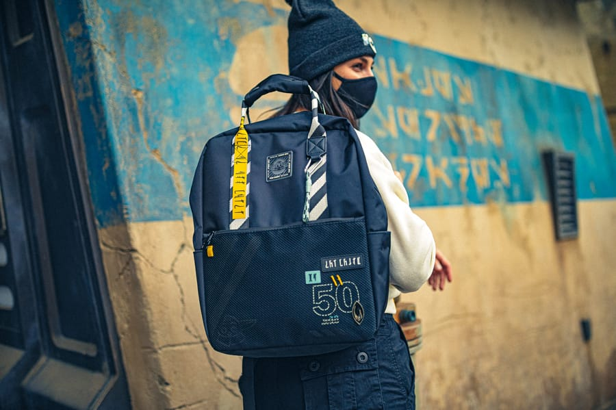 All-New Streetwear Collection Inspired by the Child: Backpack
