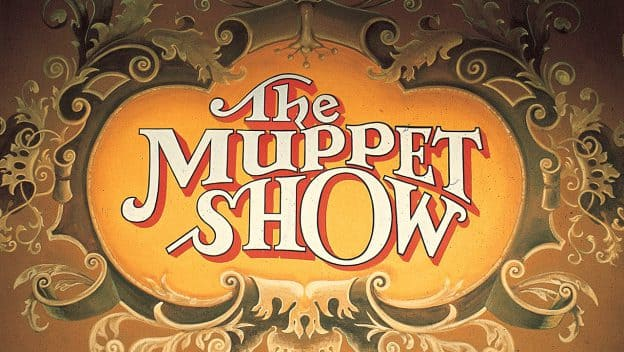 'The Muppet Show' opening sign