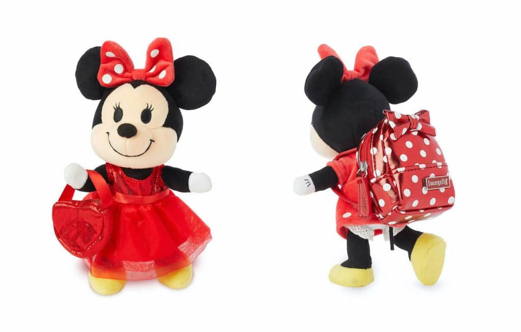 Minnie Mouse from the new Disney nuiMOs collection
