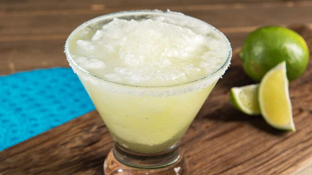 Rita's Lemon-Lime Margarita