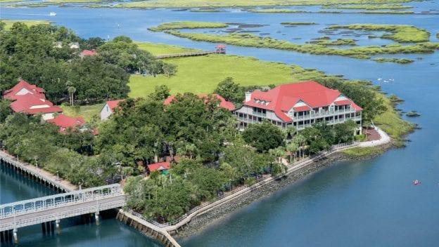 Disney's Hilton Head Island Resort celebra 25 anos