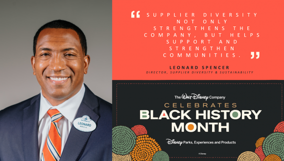 Leonard Spencer, director, Supplier Diversity