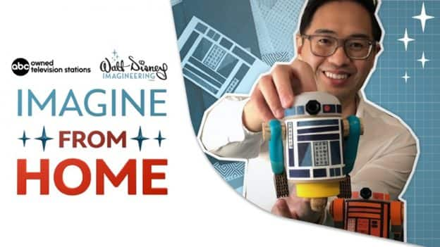 ABC Owned Television Stations & Walt Disney Imagineering: Imagine from Home