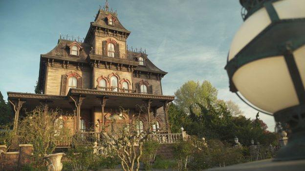 Phantom Manor in Disneyland Paris