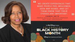 Celebrating #BlackHistoryMonth: Carmen Smith