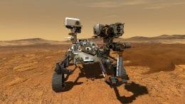 Perseverance Rover - Credit: NASA