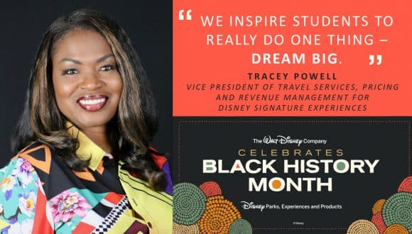 """""""We inspire students to really do one thing - Dream Big."""" - Tracey Powell 