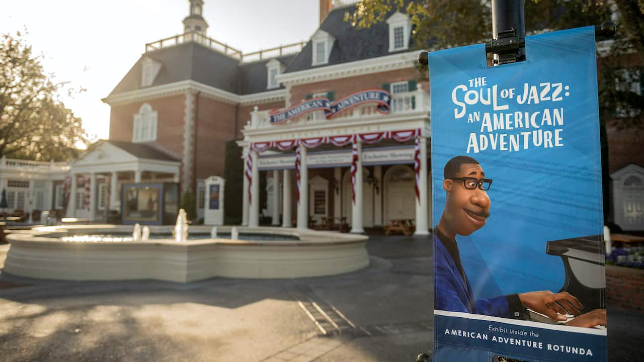 The Soul of Jazz at The American Adventure