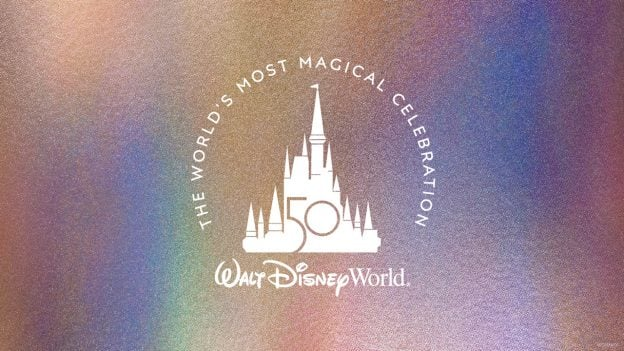 The World's Most Magical Celebration - Walt Disney World 50th Anniversary