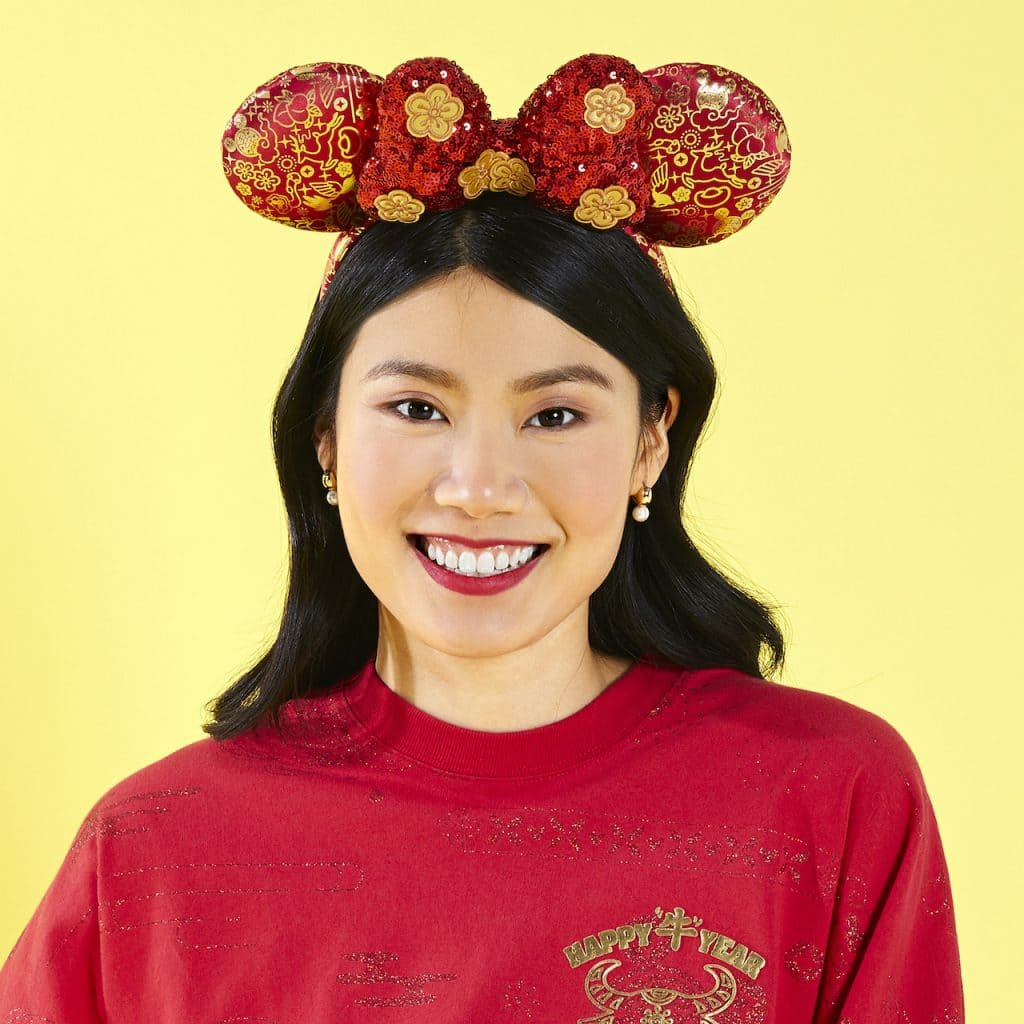Lunar New Year Headband