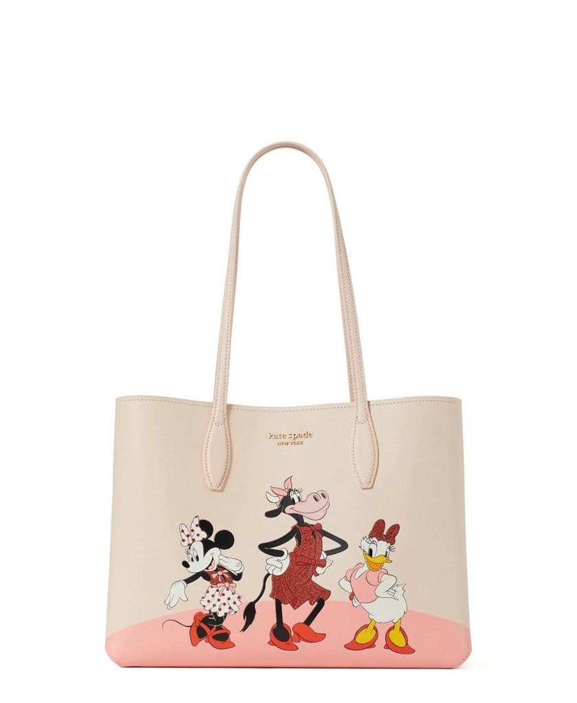 Clarabelle Cow and friends bag by Kate Spade