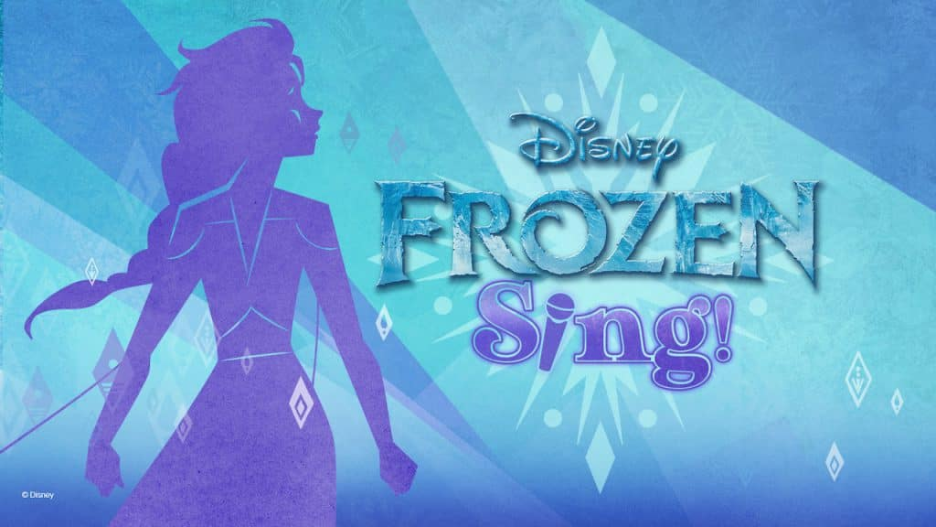 Amazon Kids+ newest skill,Frozen Sing!