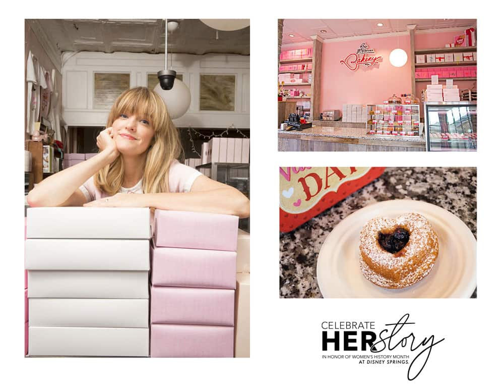 Erin McKenna, Owner & Founder of Erin McKenna's Bakery NYC