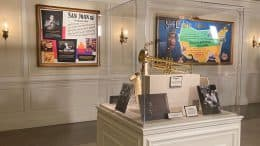 """The Soul of Jazz: An American Adventure"" exhibit"