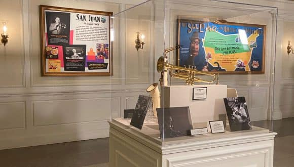 """""""The Soul of Jazz: An American Adventure"""" exhibit"""
