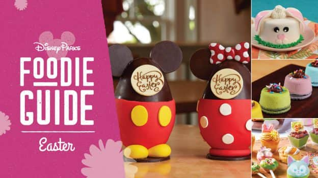 Disney Parks Foodie Guide: Easter