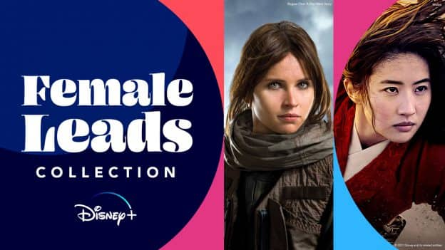 Female Leads Collection on Disney+