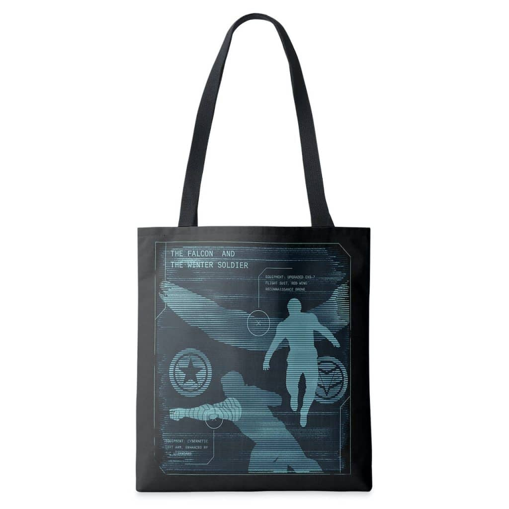"""Tote bag inspired by """"The Falcon and The Winter Soldier"""""""