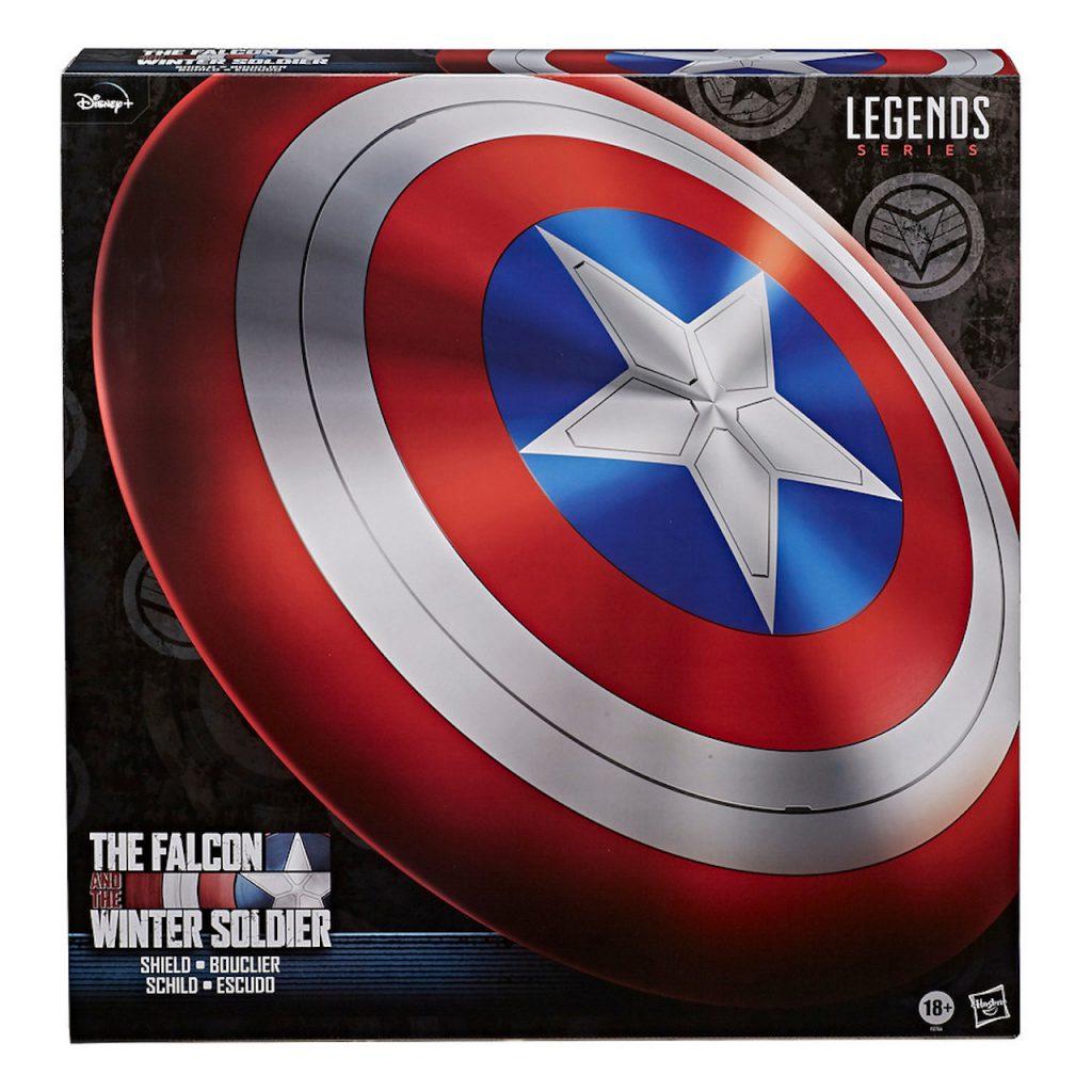 Captain America premium role play shield