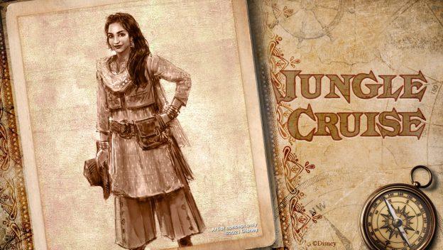 Disney revela detalhes da nova história do Jungle Cruise