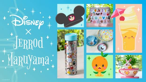 Disney x Jerrod Maruyama Home Collection