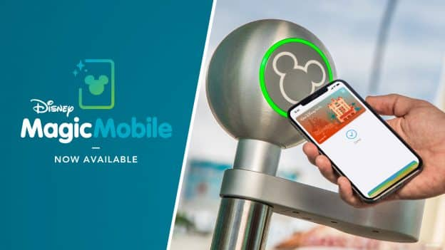 Disney MagicMobile Now Available