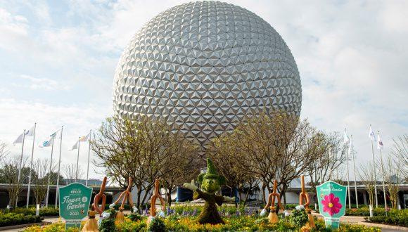 2021 Taste of EPCOT International Flower & Garden Festival at Walt Disney World Resort