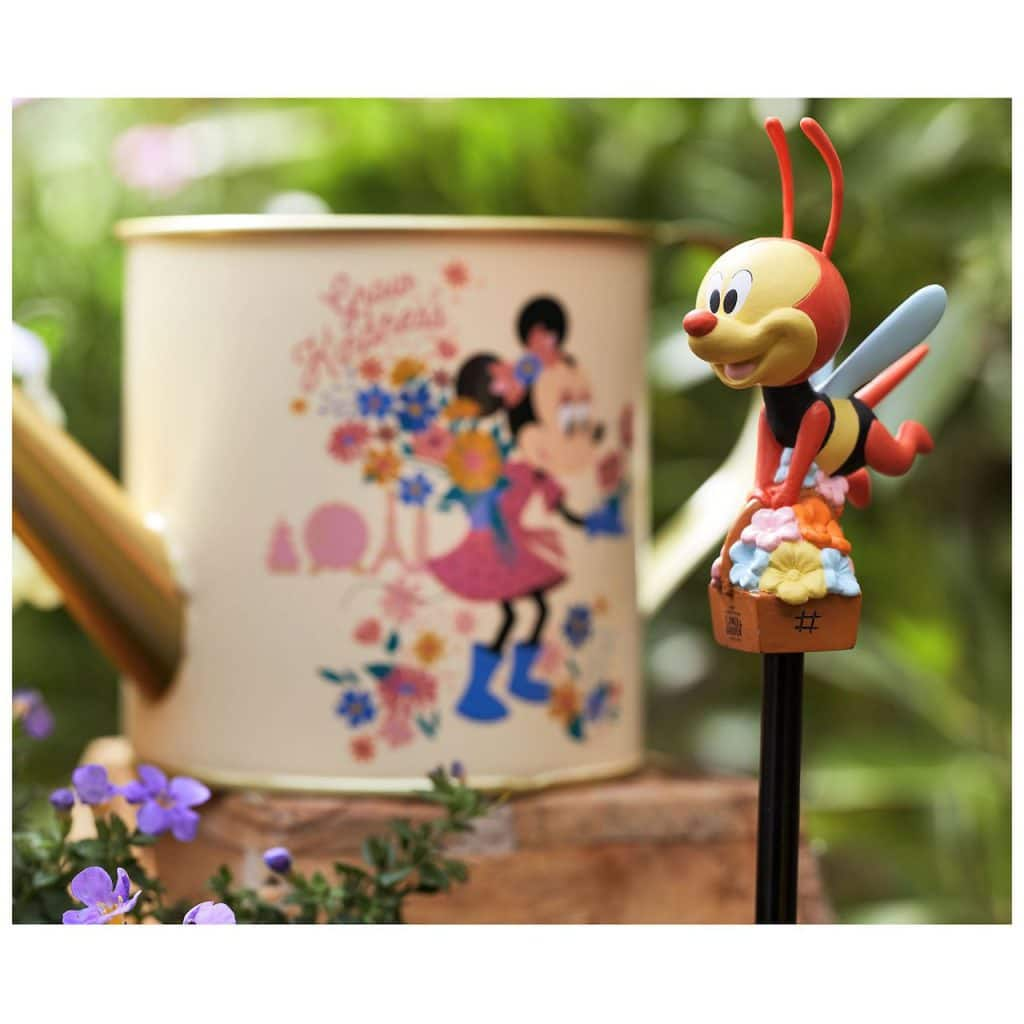 Floral watering can from the 2021 Taste of EPCOT International Flower & Garden Festival