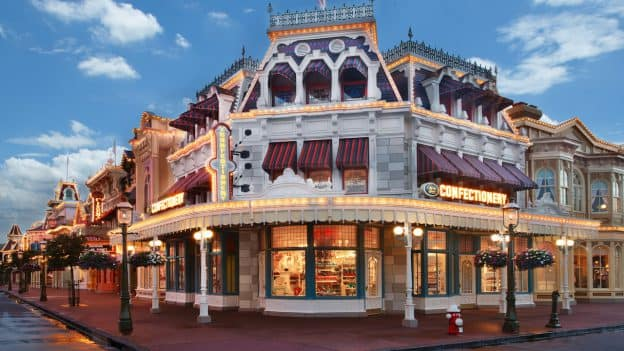 Main Street Confectionery at Magic Kingdom Park