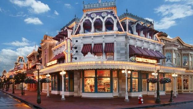 2 lojas do Magic Kingdom fecham para reforma