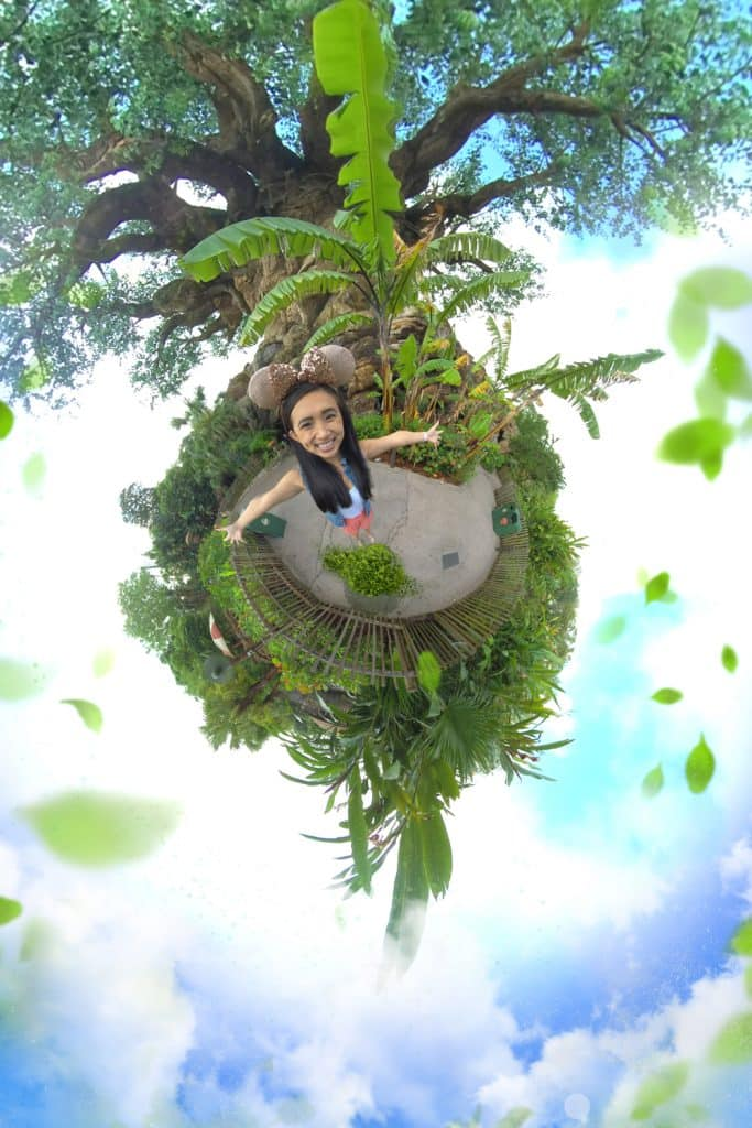Tiny World Magic Shot