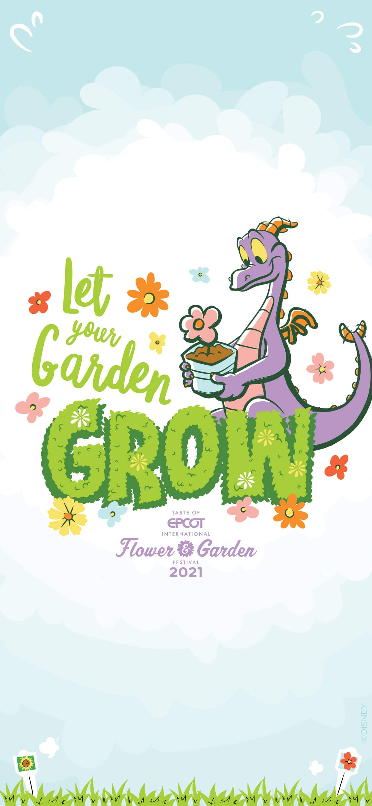 2021 Taste of Epcot International Flower & Garden Festival ...