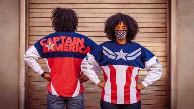 Captain America Spirit Jersey