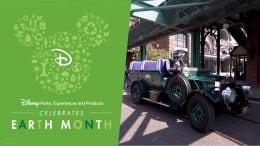 Classic Electric Cars at Tokyo DisneySea